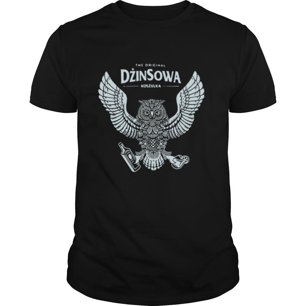 The original dzinsowa koszulka shirt