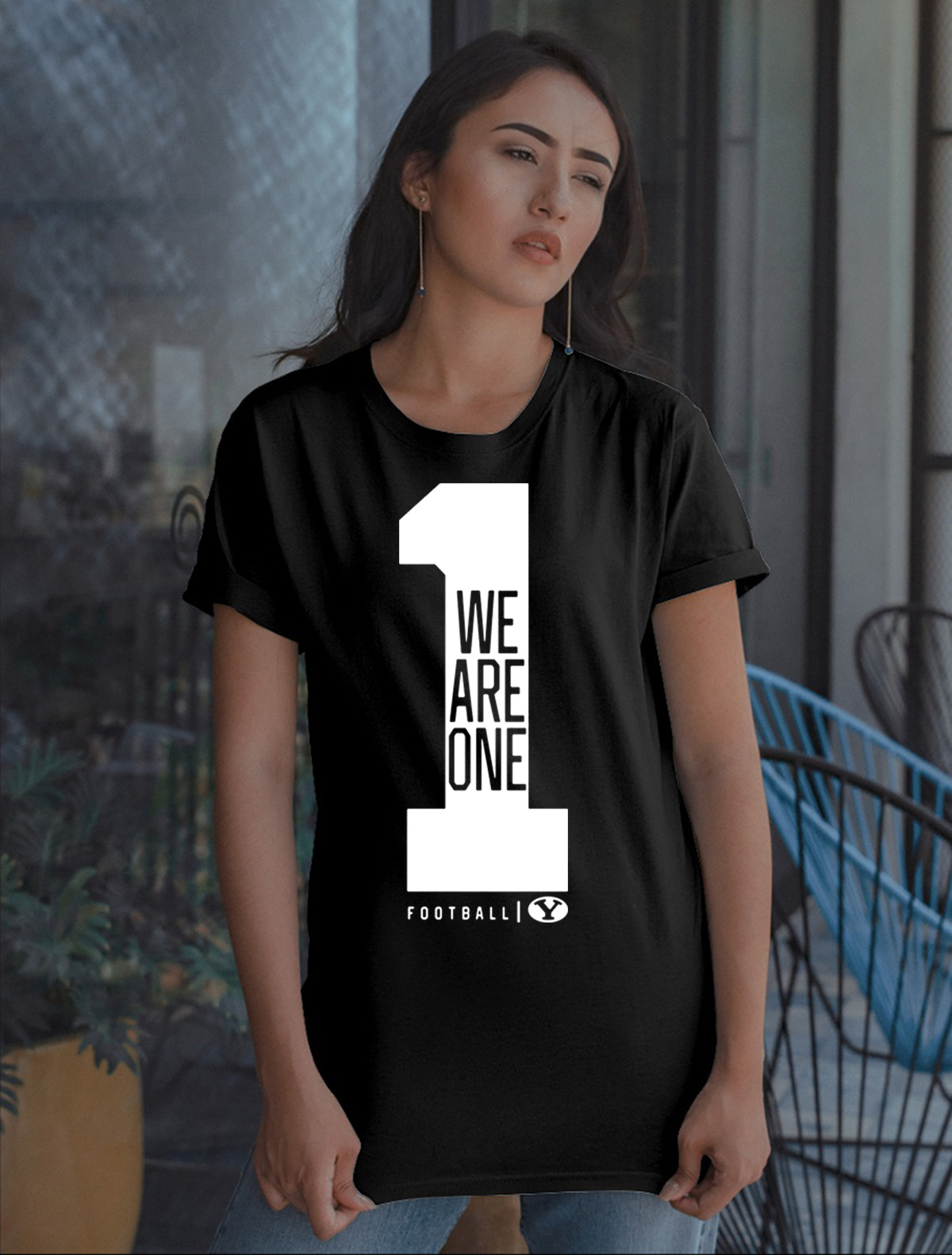 We Are One Byu Love One Another limited T-Shirt