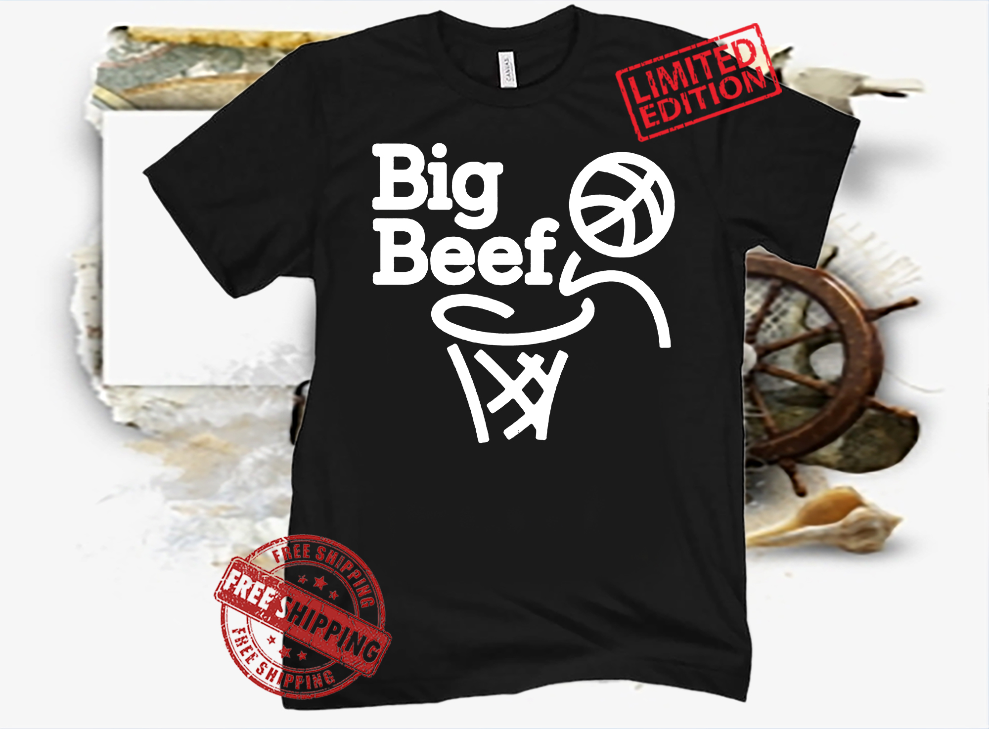 Big Beef No Dunk Shirt