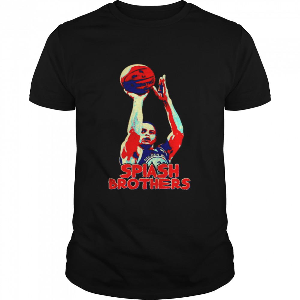 Curry splash brothers shirt Classic Men's T-shirt