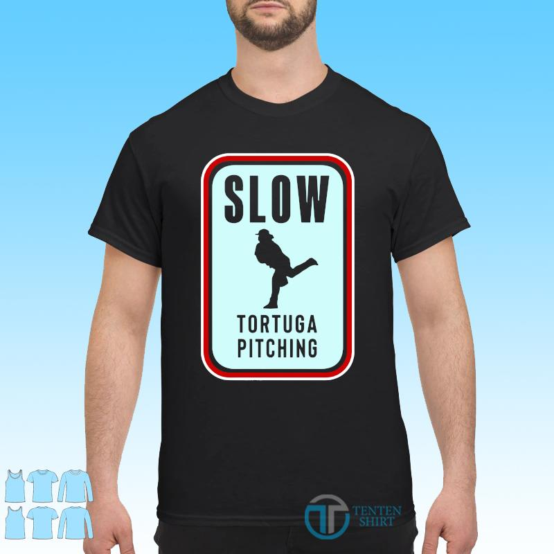 Official Slow Tortuga Pitching Shirt