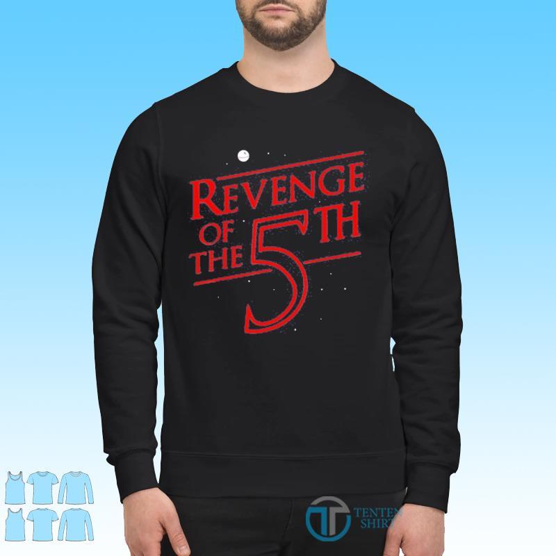 Revenge of The 5th Shirt Sweater