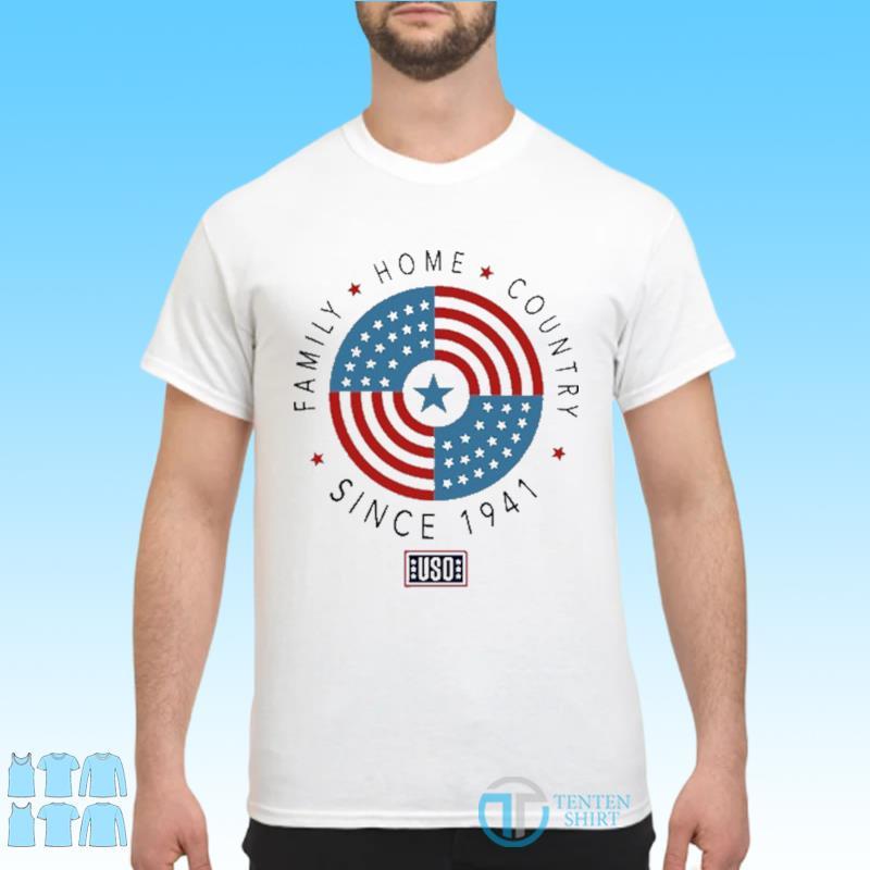 2021 USO Shirt