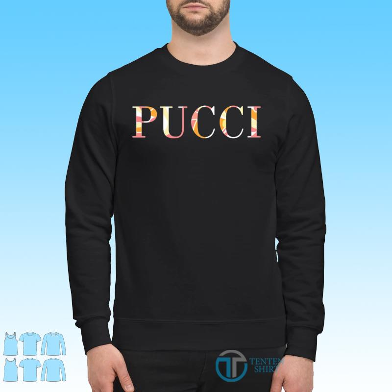 Official PUCCI T-Shirt Sweater