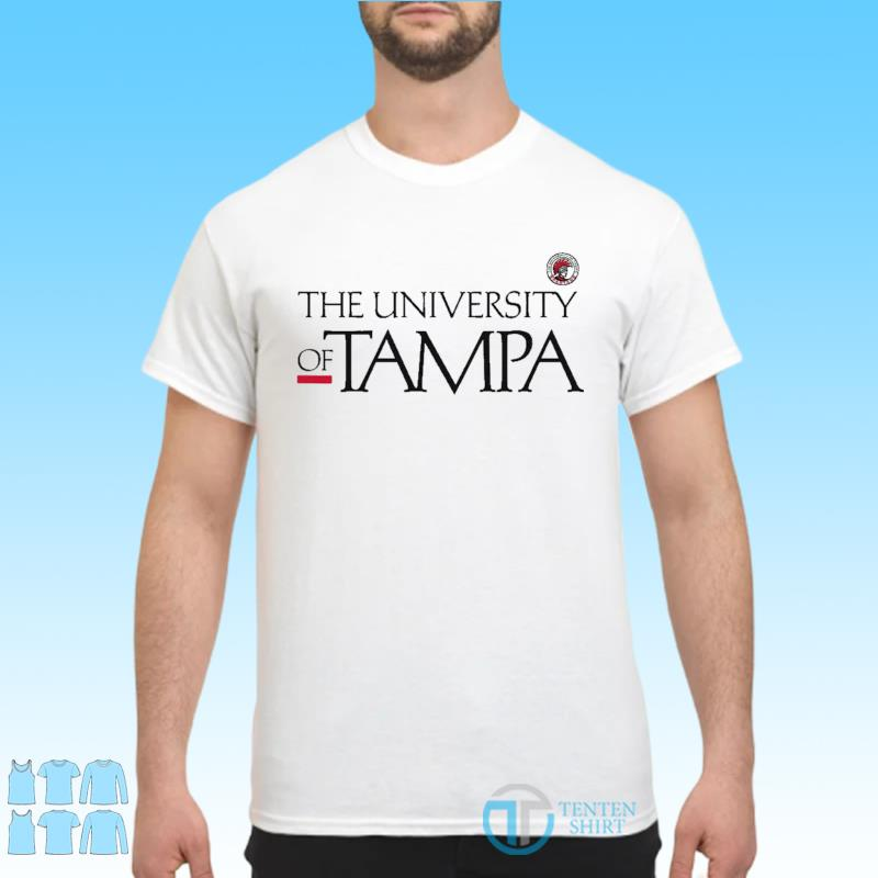 The University Of Tampa Shirt