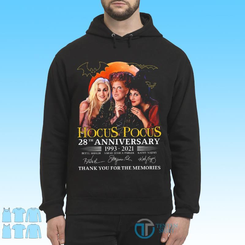 The Halloween Hocus Pocus 28th Anniversary 1993 2021 ...